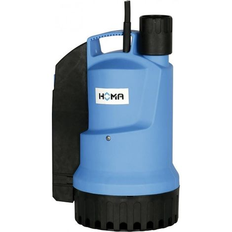 Bomba sumergible tipo C 250 WE cromático