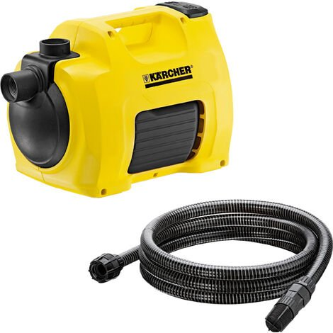BOMBA SUPERFICIE KARCHER BP 4 GARDEN KIT 1000W