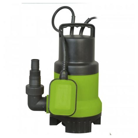 Bombas sumergible, agua impia 400W - 9000 L/h