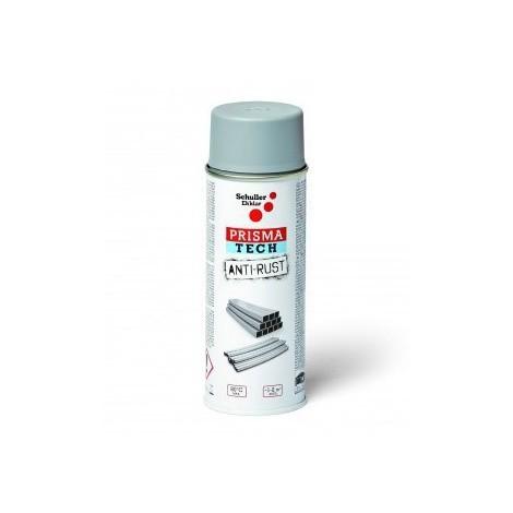 Bombe aérosol spécial anti-rouille gris 400 ml - Schuller