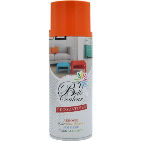 Bombe De Peinture Orange Pastel