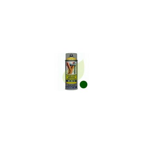 Bombe de peinture VERT JARDIN aérosol 400 ml