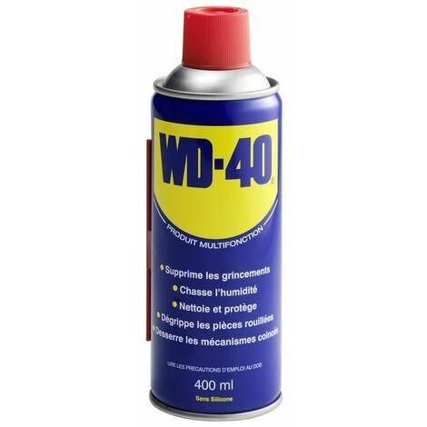 Bombe dégrippant WD40 400 ml