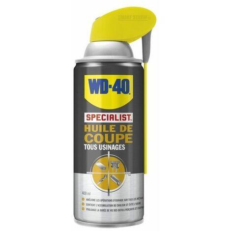 Bombe d'huile de coupe WD-40 400ml
