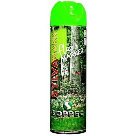 Bombe peinture forestiere vert