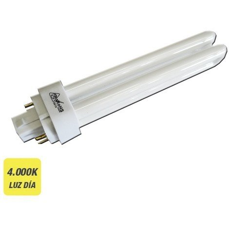 Bombilla Bajo Consumo Pld-4 4 Pin 26W 4.000K Luz Fria - NEOFERR
