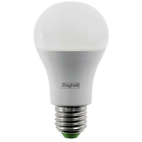 Bombilla Beghelli Goccia LED 15W E27 4000K luz blanca 56801