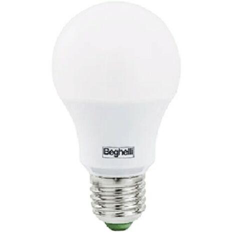 Bombilla Beghelli Goccia LED E27 18W 4000K lucas blanco natural 56155