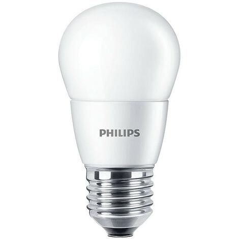 Bombilla Bola Led Philips de 7W E27 2700K CORELUS60