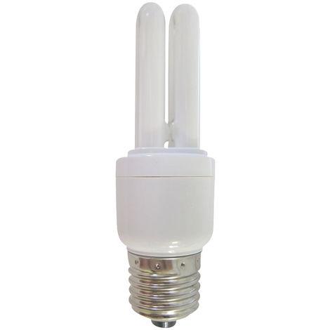 Bombilla CFL Bajo Consumo Mini 2U E27 11W