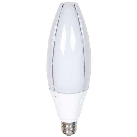 Bombilla Chip SAMSUNG Led 60w Sustitución Halogenuro Olive 300º Luz Natural 4000K