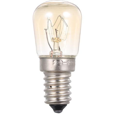 Bombilla de filamento de tungsteno, E14, AC220-240V, 25W