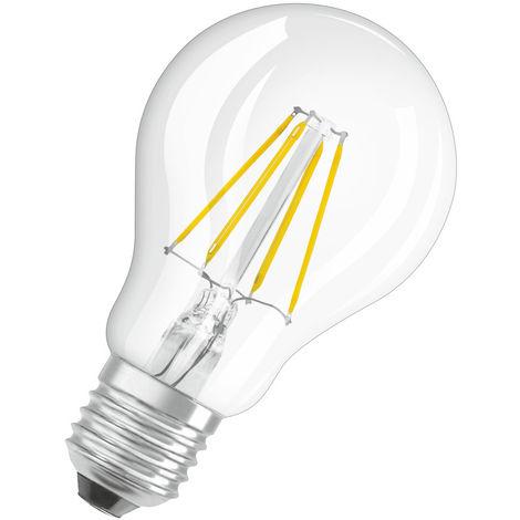 LED VALUE CL A FIL 40 non-dim 4W/827 E27 470 Lm 15000 h LEDVANCE 4058075819634