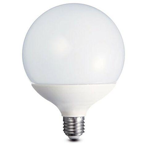 Bombilla de globo LED Duralamp 18W 3000K ataque E27 D120 1800L DG557W
