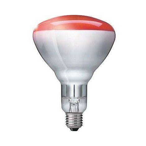 Bombilla de infrarrojos PHILIPS 150W E27 230V R125 PHILIPS 57520325