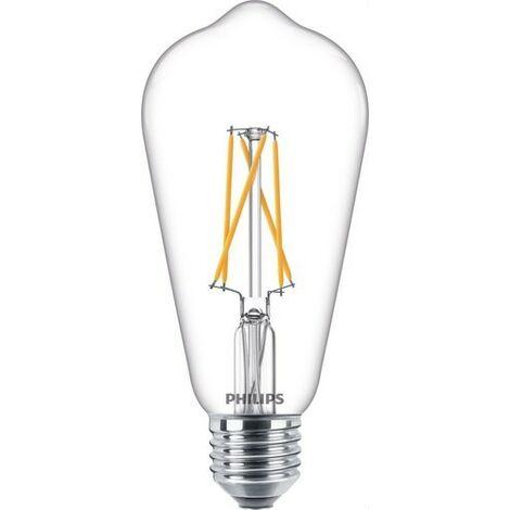 Bombilla de led de filamento pera 8,5W ST64 E27 CL PHILIPS 81083500