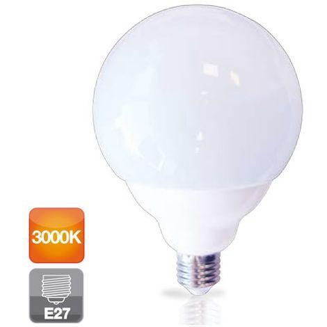 Bombilla de led de globo 12W E27 luz cálida 3000K 1080lm GSC 2002327