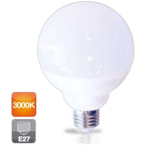 Bombilla de led de globo 12W E27 luz cálida 3000K 860lm GSC 2002325