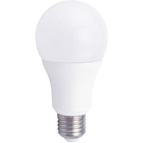 Bombilla de led estándar 13W E27 1200 lm luz cálida 3000K GSC 2002337