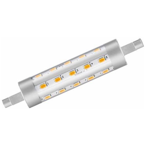 Bombilla de led lineal 118mm R7s 6.5W PHILIPS LEDLINEAR 52253000