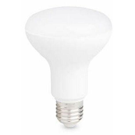 Bombilla de led reflectora R80 10W E27 luz cálida 3000K GSC 2002324