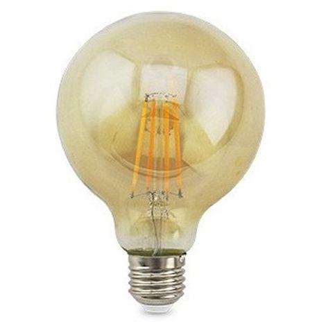 Bombilla de led VINTAGE globo G95 LED 7W E27 2500K GSC 2004849