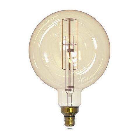 Bombilla de led VINTAGE globo XL LED 8W E27 1800K regulable GSC 2004855