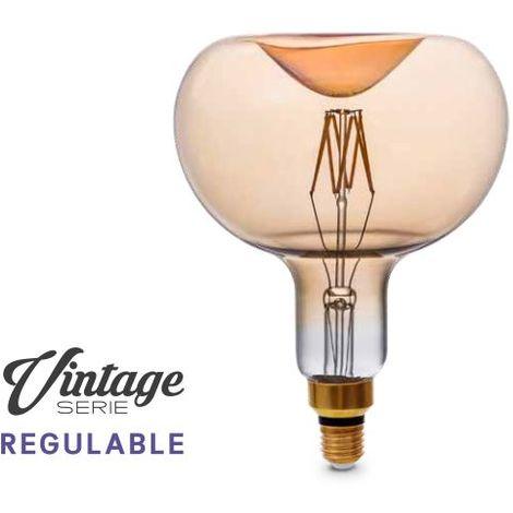 Bombilla de led Vintage manzana XL 8W E27 1800K regulable GSC 200605001