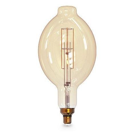 Bombilla de led VINTAGE ovalada XL LED 8W E27 1800K regulable GSC 2004854