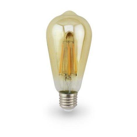 Bombilla de led VINTAGE pera LED 7W E27 2500K GSC 2004851