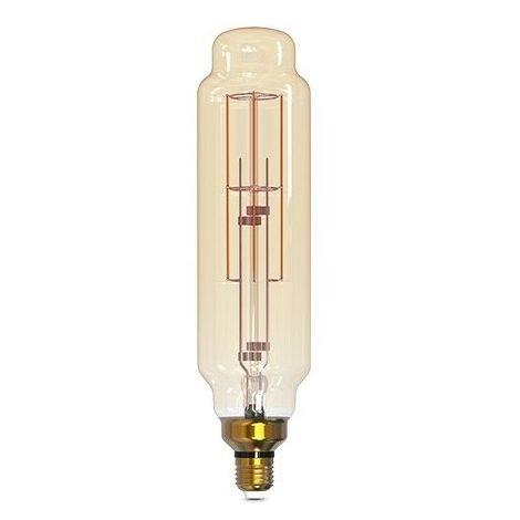 Bombilla de led VINTAGE tubular XL LED 8W E27 1800K regulable GSC 2004853