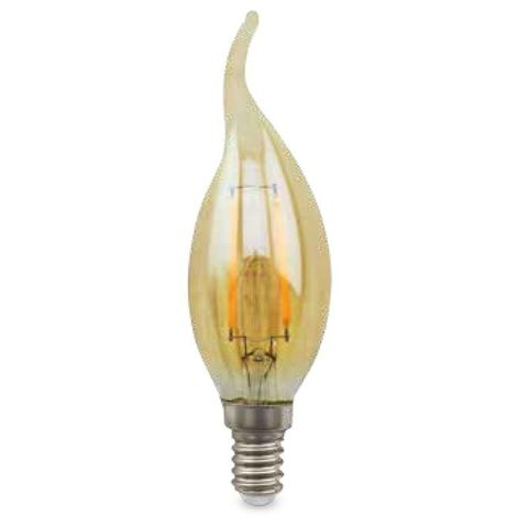 Bombilla de led VINTAGE vela fantasia LED 4W E14 3000K GSC 2004860