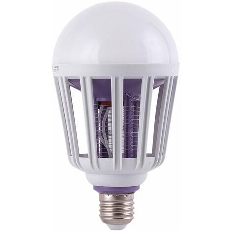 Bombilla de LEDs Anti-Mosquito E27 15W Modo Dual | Blanco Frío (CA-MS-D-CW)