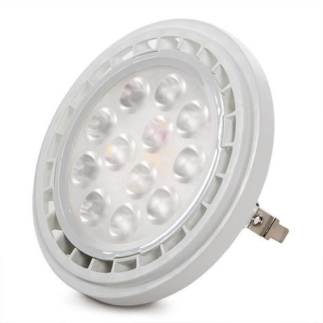 Bombilla de LEDs AR111 G53 SMD2835 7W 700Lm 30.000H