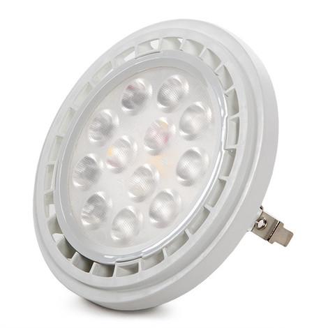 Bombilla de LEDs AR111 G53 SMD2835 9W 900Lm 30.000H