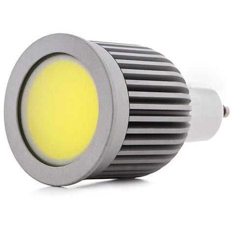 Bombilla de LEDs COB GU10 7W 580Lm 30.000H