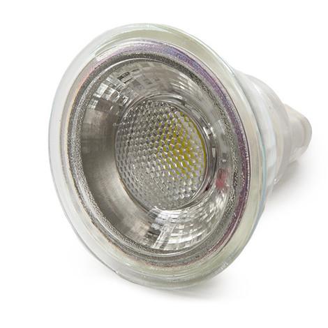 Bombilla de LEDs COB GU5,3 Mr16 5W 350Lm 30.000H