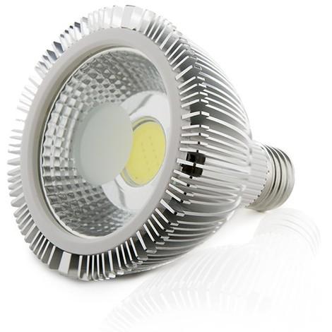 Bombilla de LEDs COB Par 30 E27 10W 900Lm 30.000H | Blanco Frío (JN-P10WCOB-CW)