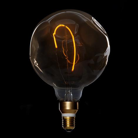 Bombilla de LEDs Dimable Vintage G125 E27 4W [AM-DL126] (AM-DL126)
