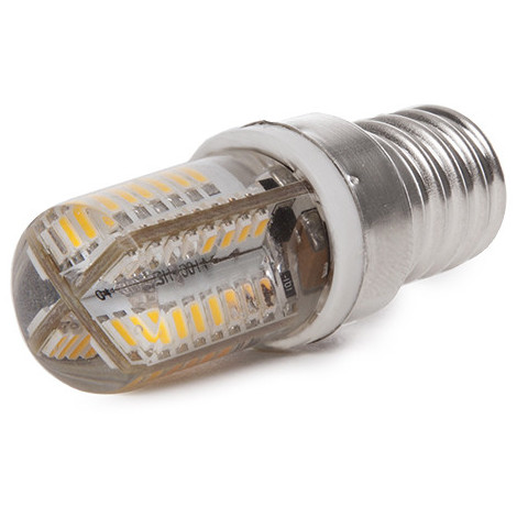 Bombilla de LEDs E14 53Mm Largo 3W 240Lm 30.000H