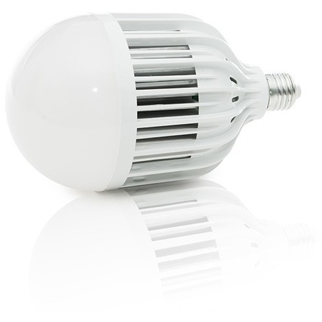 Bombilla de LEDs E27 Alumbrado Público SMD5730 30W 2400Lm 30.000H | Blanco Frío (HO-5730-E27-30W-CW)