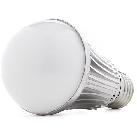 Bombilla de LEDs E27 con Sensor Crepuscular/Proximidad 7W 500Lm 30.000H