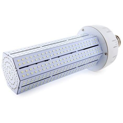 Bombilla de LEDs E40 Bridgelux Alumbrado Público 360º 100W 11900Lm 30.000H | Blanco Frío (MYM-100-03-CW)