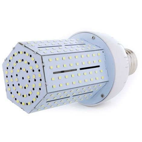 Bombilla de LEDs E40 Bridgelux Alumbrado Público 360º 50W 5800Lm 30.000H | Blanco Frío (MYM-50-03-CW)