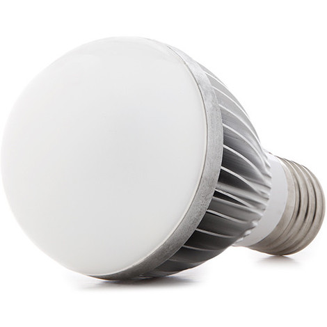 Bombilla de LEDs Esférica E27 5W 12VAC/Dc 425Lm 30.000H