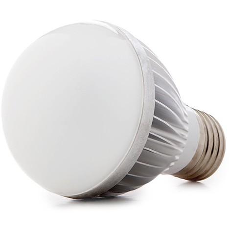 Bombilla de LEDs Esférica E27 5W 425Lm 30.000H