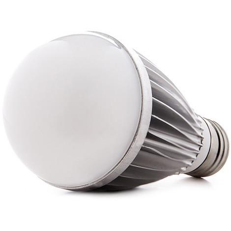 Bombilla de LEDs Esférica E27 7W 12VAC/Dc 630Lm 30.000H