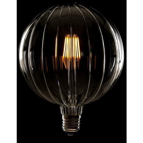 Bombilla de LEDs Filamento Vintage G150 E27 6W 600Lm [WO-LF-G150PU-E27-6W-WW] | Blanco Cálido (WO-LF-G150PU-E27-6W-WW)