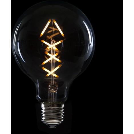 Bombilla de LEDs Filamento Vintage G95 E27 8W 800Lm Josephine [WO-LF-G95FI-E27-8W-WW] | Blanco Cálido (WO-LF-G95FI-E27-8W-WW)
