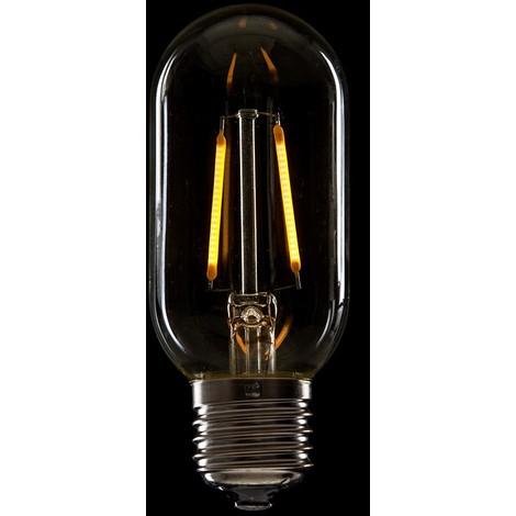 Bombilla de LEDs Filamento Vintage T45 E27 2W 200Lm [WO-LF-T45-E27-2W-WW] | Blanco Cálido (WO-LF-T45-E27-2W-WW)